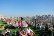Best Restaurants in NYC for Outdoor Dining | The Standard Hotel
