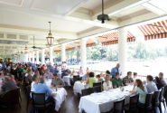Best Restaurants in NYC for Outdoor Dining | Central Park Boathouse