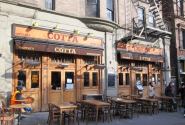 Best Restaurants in NYC for Outdoor Dining | Osteria Cotta