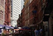 Best Restaurants in NYC for Outdoor Dining | Stone Street Tavern