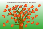 SMART Notebook Attendance Files | November Attendance