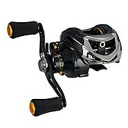 Baitcasting Reel Gift For Bass Fishermen | Piscifun Tuned Magnetic Brake System Low Profile Baitcaster Baitcasting Fishing Reel