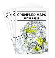 urbanselected | Crumpled City maps