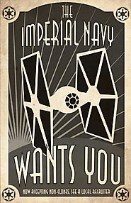 urbanselected | Star Wars Recruitment Posters – Steve Squall