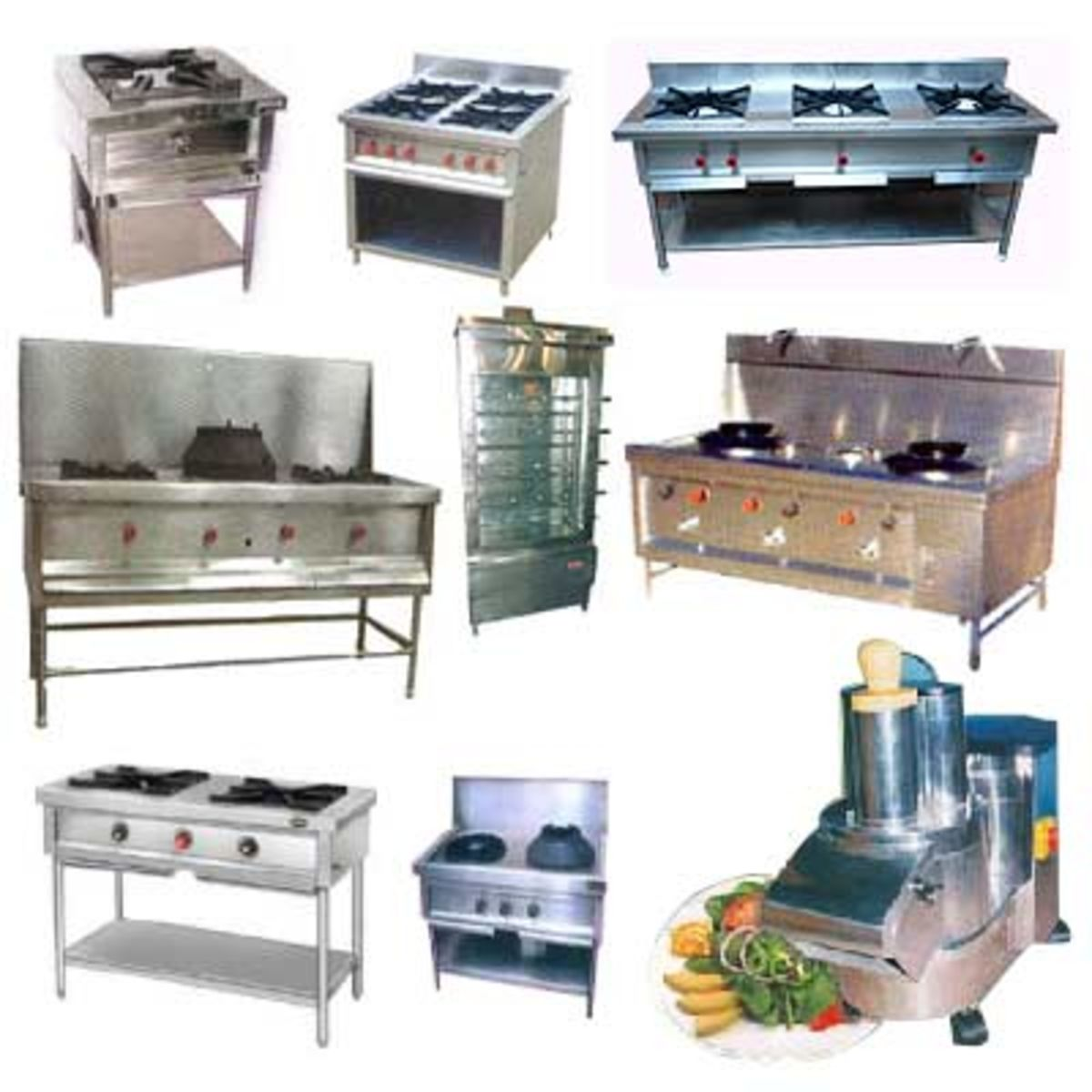 Top 5 commercial kitchen equipment suppliers in australia for Kitchen equipment list