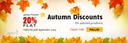 Website Clone Script - Clubplanet Clone Script | Agriya offers autumn discounts on selected products - Agriya