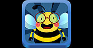 Spelling Bee Word Game for kids from kindergarten to 6th grade + American English for ESL