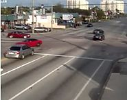 """Red Light Runners Caught on Camera"", Boynton Beach Police Department, Florida"