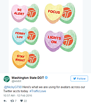 """Love & Safety on the Highways"", Washington State Department of Transportation"
