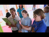 VIDEO - Augmented Reality in Education: Shaw Wood Primary School uses Aurasma