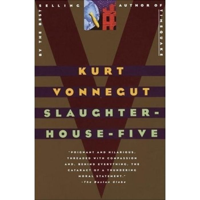 slaughterhouse five and hamlet Slaughterhouse-five, or the children's crusade: a duty-dance with death (1969) is a science fiction-infused anti-war novel by kurt vonnegut about the world war ii experiences and journeys through.