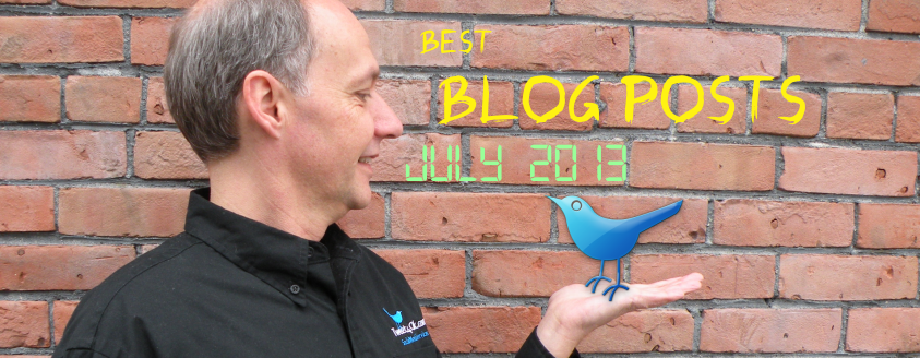 Best Blog Posts found in July
