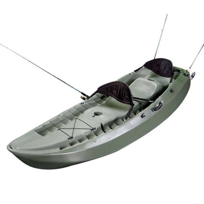 Hobie mirage pro angler 17t tandem kayak a listly list for Best tandem fishing kayak