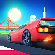 My Favorite iPhone Games (2008-Present) | Horizon Chase - World Tour