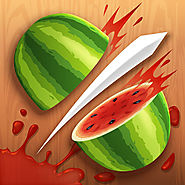 My Favorite iPhone Games (2008-Present) | Fruit Ninja