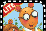 Kathy's List of 25 IOS Leveled Book Apps | Arthur Turns Green - by Marc Brown