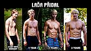 Lada Pridal Before and After