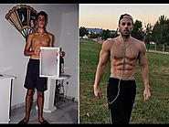 Amazing Natural Body Transformation