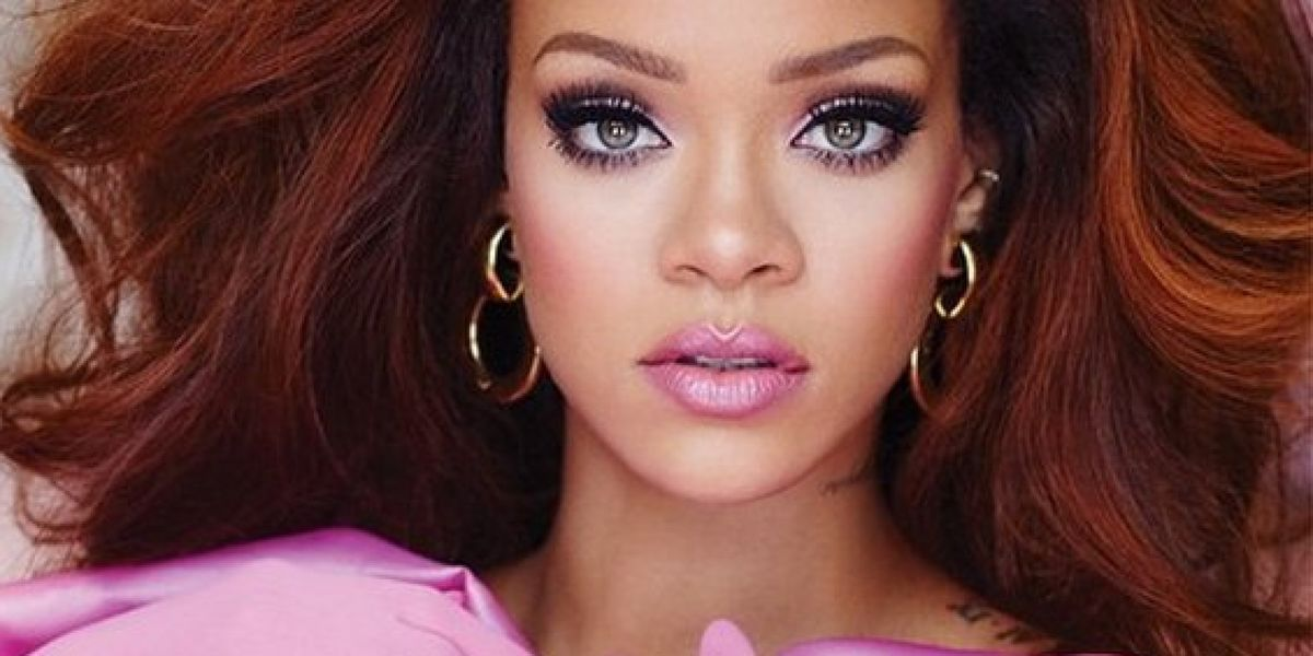 Outstanding 10 Best Songs Of Rihanna A Listly List Hairstyles For Women Draintrainus