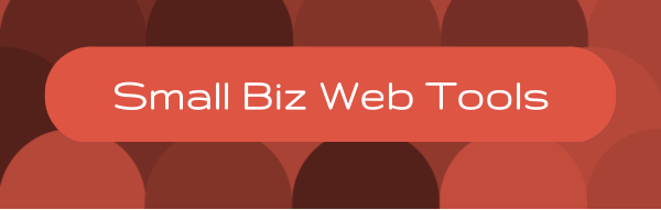 Web Tools for Small Business