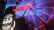 Why USA Network's Mr. Robot Put a 100-Foot Ferris Wheel in Downtown Austin [Video]