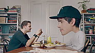 Ad of the Day: Kung Fury's David Sandberg Shows Off Great, Zany Effects in Phone Ad