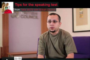 IELTS tips from candidates videos to prepare for the test