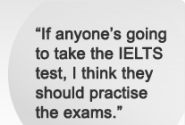 IELTS Free Practice tests to develop your exam technique