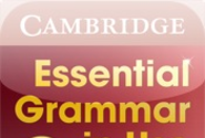 Essential Grammar in Use Interactive Grammar Test - Cambridge University Press English Language Teaching