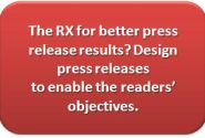 prnewswire content audit as of 08-11-2013 | Press Release RX: 3 Ways to Improve Reader Experience