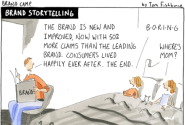 The 3 Elements of Effective Brand Stories
