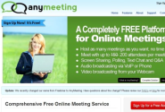 Top 20 #startup tools for #connectededucators to organize awesome web conferencing on #ce13 | #anymeeting #startup #elearning tool to host brilliant online meetings