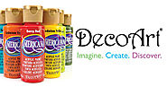 Fabric Art: Where to Get and How to Make Fabric Paints | DecoArt - SoSoft Fabric Paint