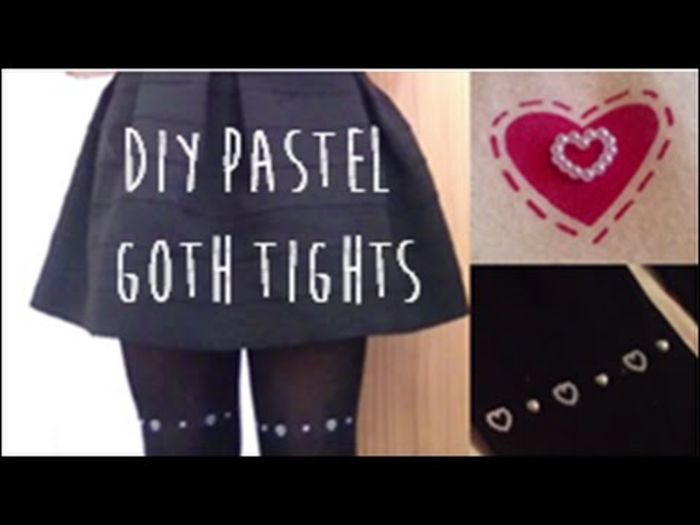 Pastel Goth 10 Diy Ways To Get The Look A Listly List