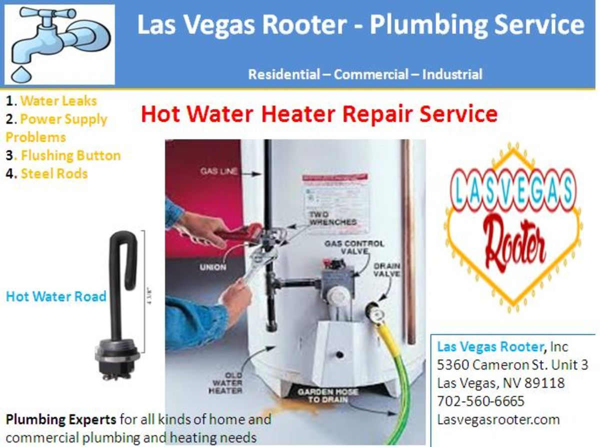 Service Hot Water : Hot water heater repair service a listly list