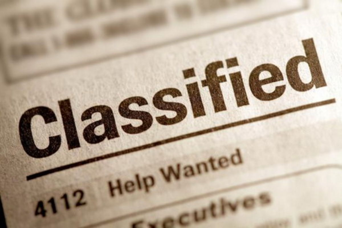 escote service classified ads