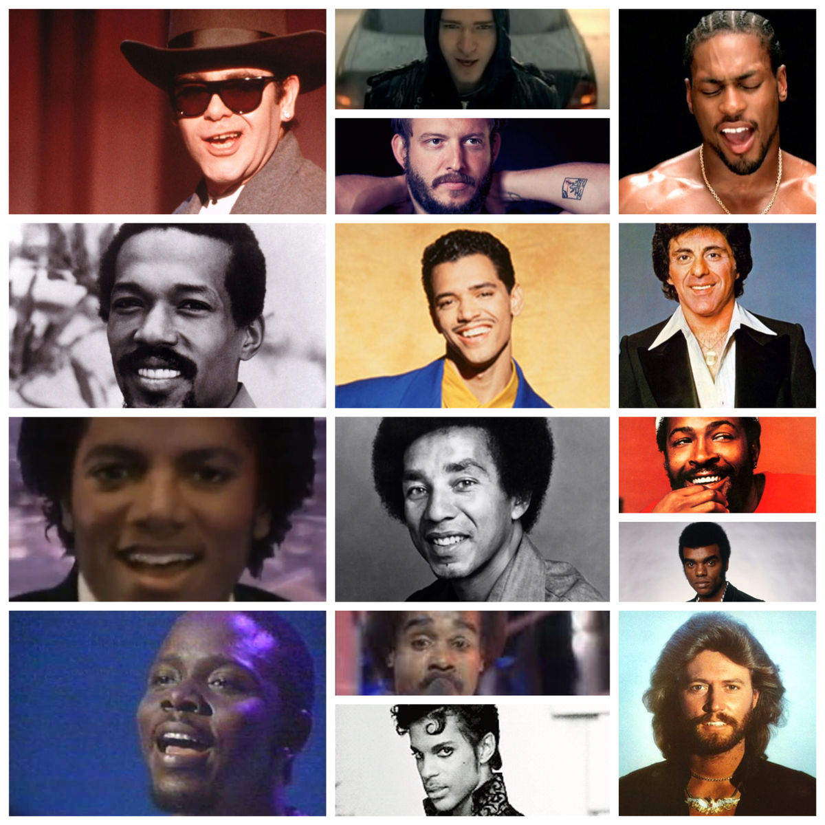 """The Best Falsetto Singers - a """"Men Only"""" Club 