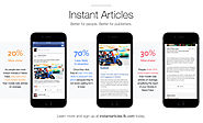 Podsumowanie Tygodnia 12.04 - 18.04.2016 | Facebook Instant Articles are now available to any publisher