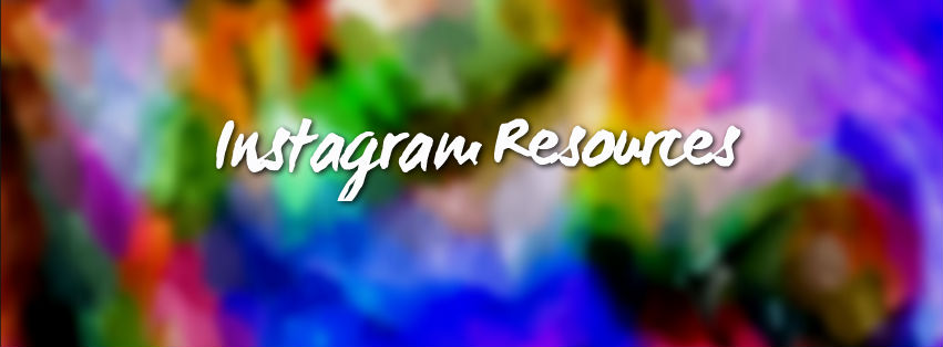 Instagram Resources