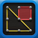 1st & 2nd Grade Apps | Geoboard, by The Math Learning Center