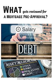 Everything you need to know about mortgage pre approvals for How do i get a loan to build a house