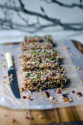 Good Eats for Back to School Season! | Quinoa, fruit, and nut bars