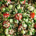Good Eats for Back to School Season! | Quinoa Tabouleh - Bon Appétit