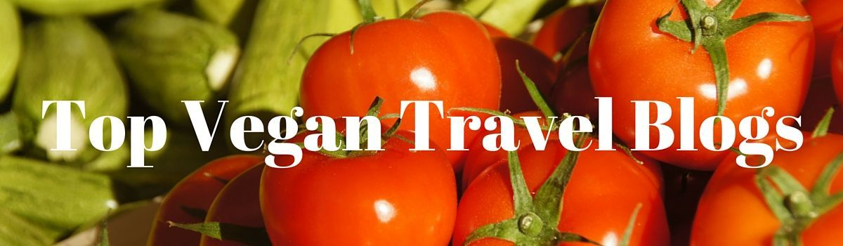 Headline for Vegan Travel Blogs