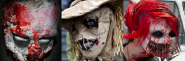 Halloween and Cosplay | Gruesome Halloween costume ideas from 25 terrifying cosplayers