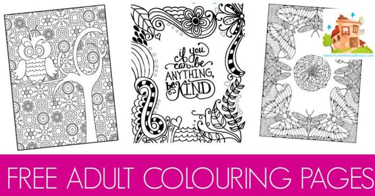 outside the lines printable colouring book pages a listly list - Outside The Lines Coloring Book