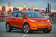 Ten Hottest Cars of 2017 | 2017 Chevrolet Bolt