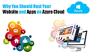 All About Web and Domain Hosting | Website at https://www.linkedin.com/pulse/why-you-should-host-your-website-apps-azure-cloud-rajpurohit