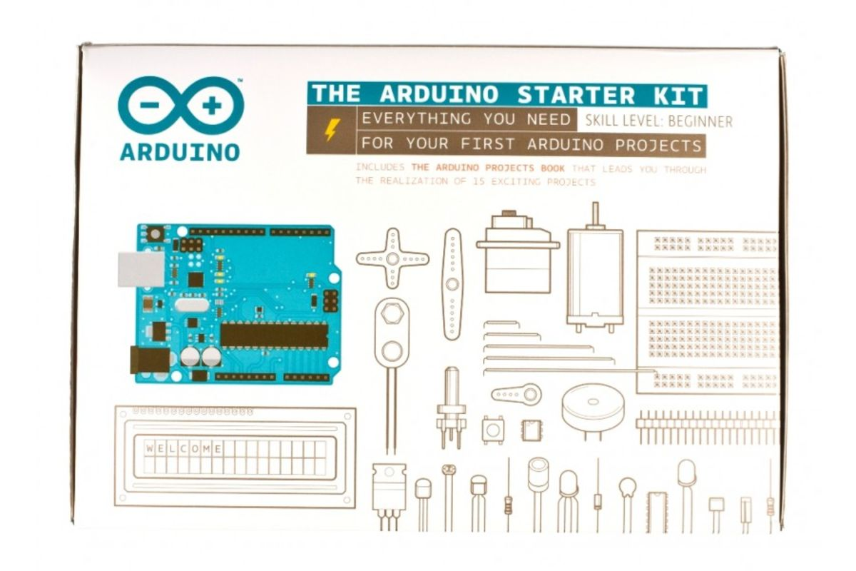 Arduino starter kits compared reviewded a listly list