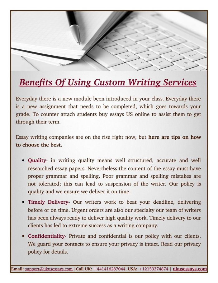 is a custom essay s A1essays main goal is to provide you with excellent assistance in essay writing our varied and experienced personnel will meet your specific needs our goal is to provide maximum benefit to our clientscustom written quality research paper are warranted original.